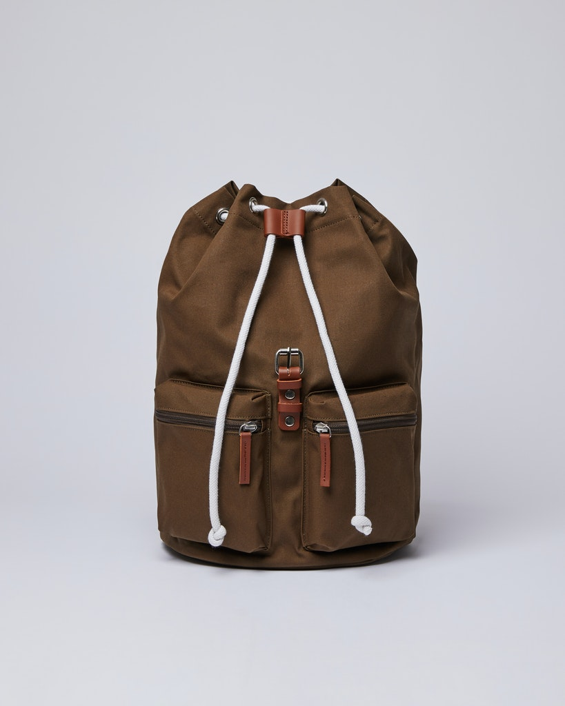 Sandqvist - Backpack - Green - ROALD 5
