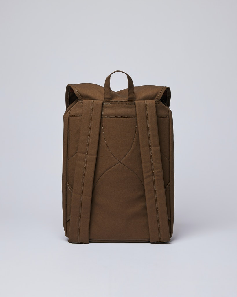 Sandqvist - Backpack - Green - ROALD 3