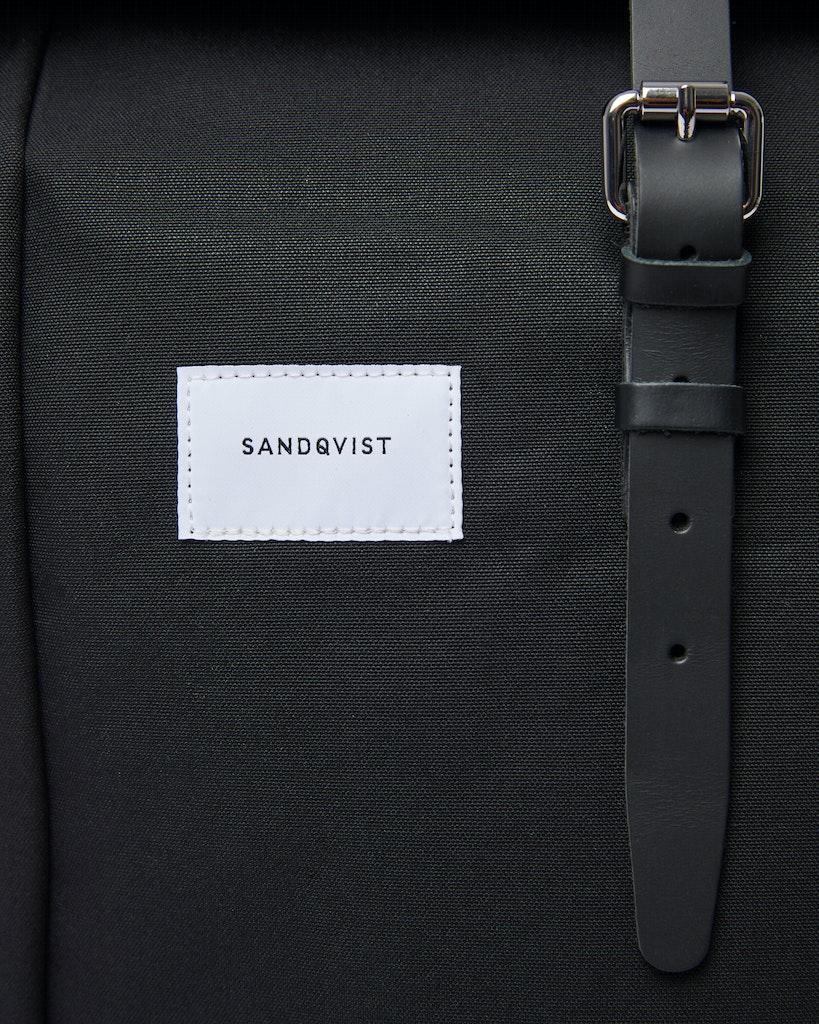 Sandqvist - Ryggsäck - Svart - DANTE 1