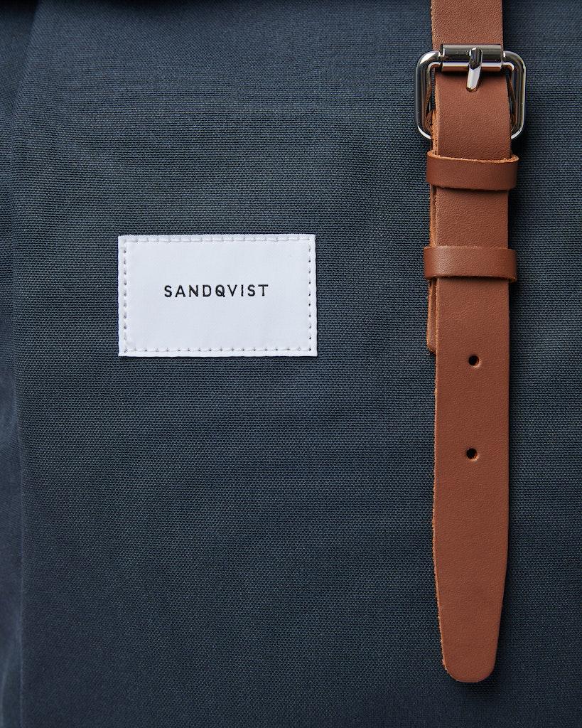 Sandqvist - Backpack - Navy - DANTE 2
