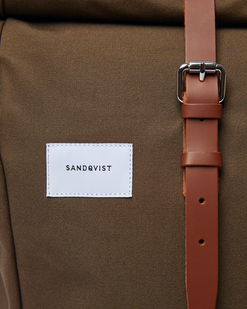 Sandqvist - Backpack - Green - DANTE 1