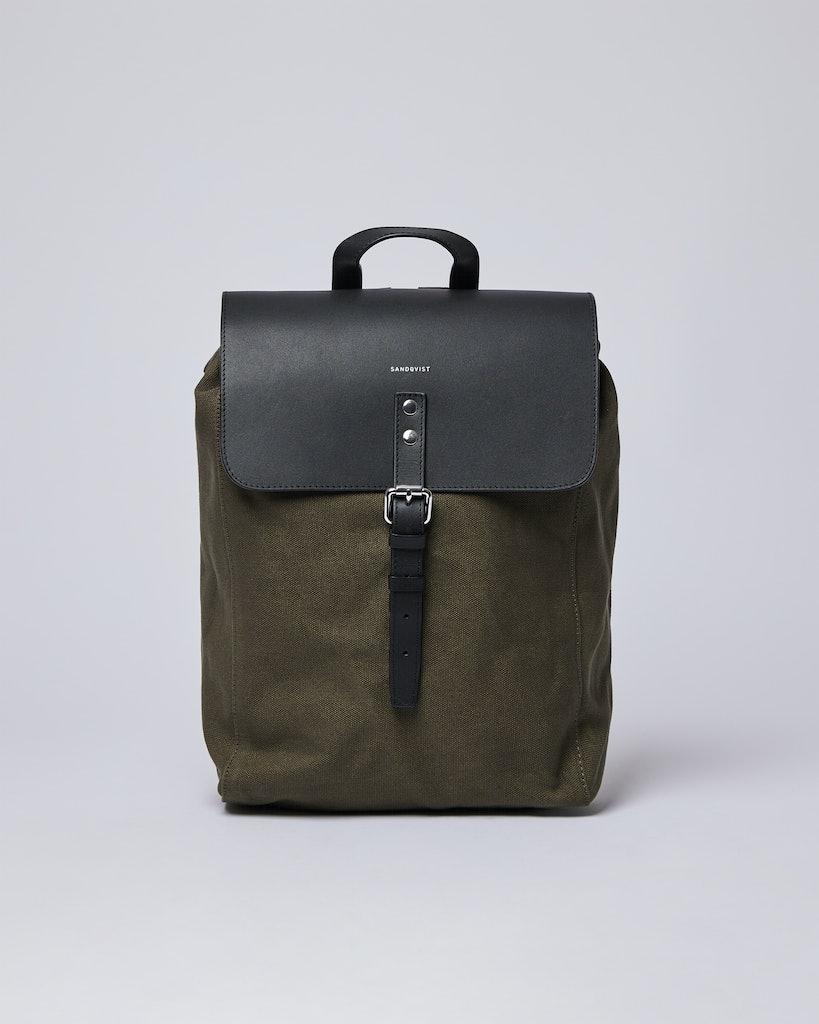 Sandqvist - Backpack - Green - ALVA