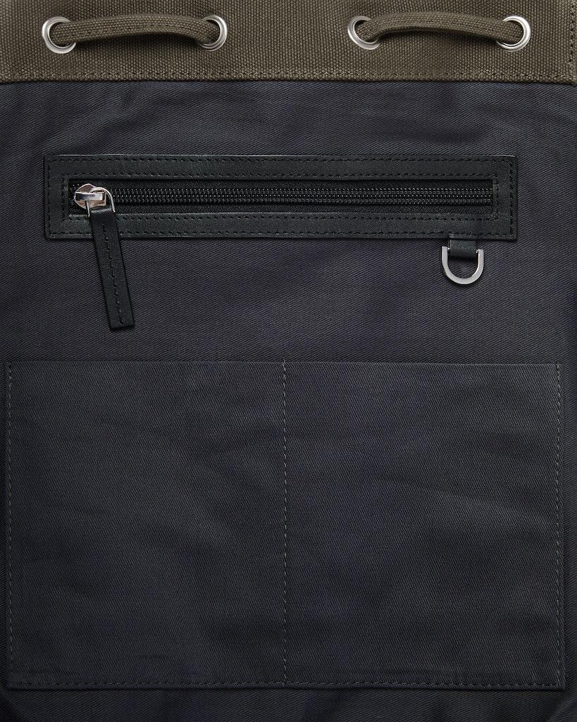 Sandqvist - Backpack - Green - ALVA 5