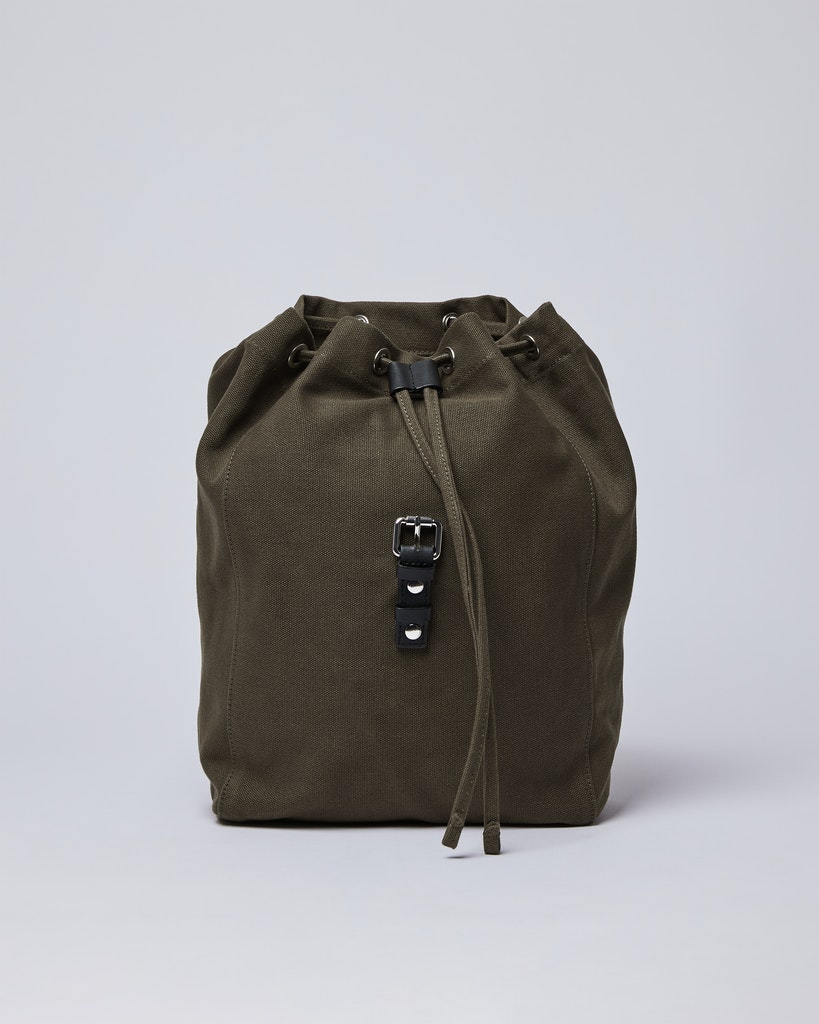 Sandqvist - Backpack - Green - ALVA 3