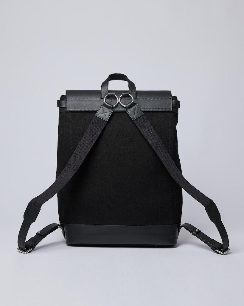 Sandqvist - Backpack - Black - HEGE 4