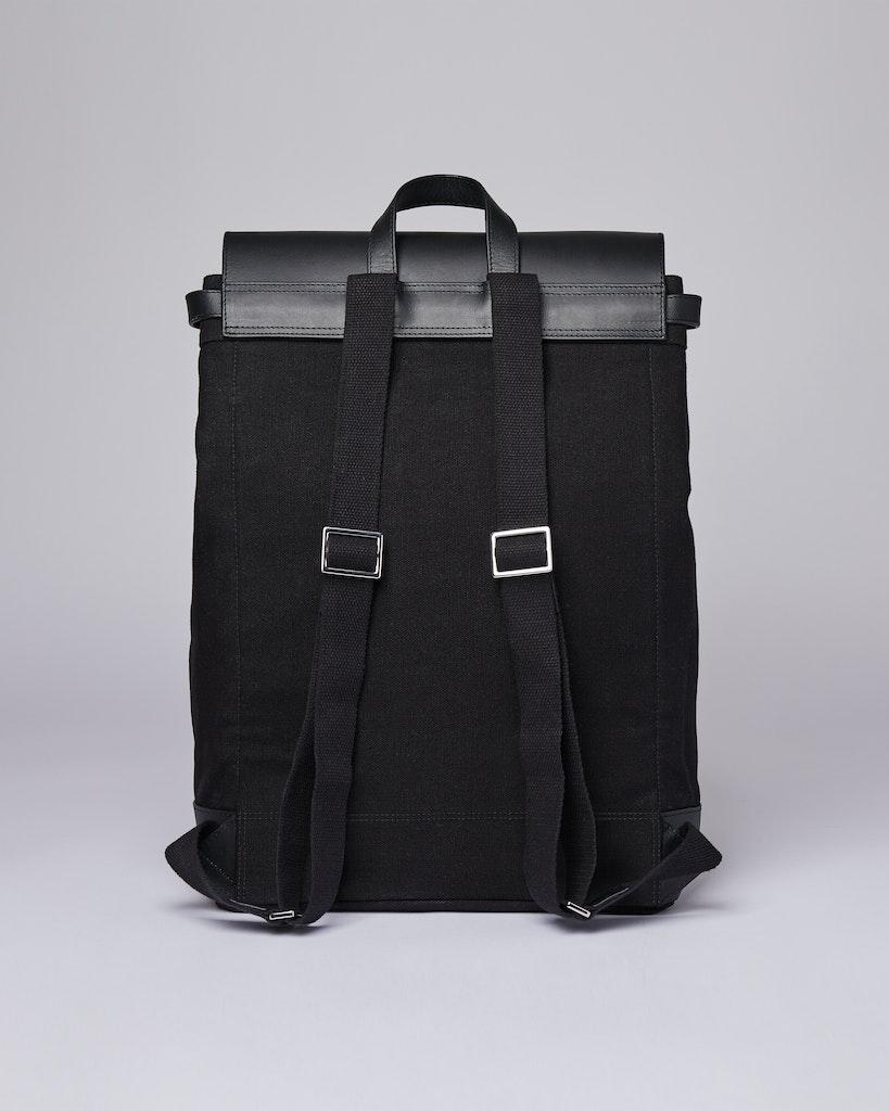 Sandqvist - Backpack - Black - HEGE 3