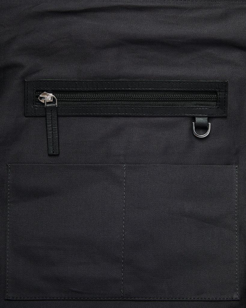 Sandqvist - Backpack - Black - HEGE 6