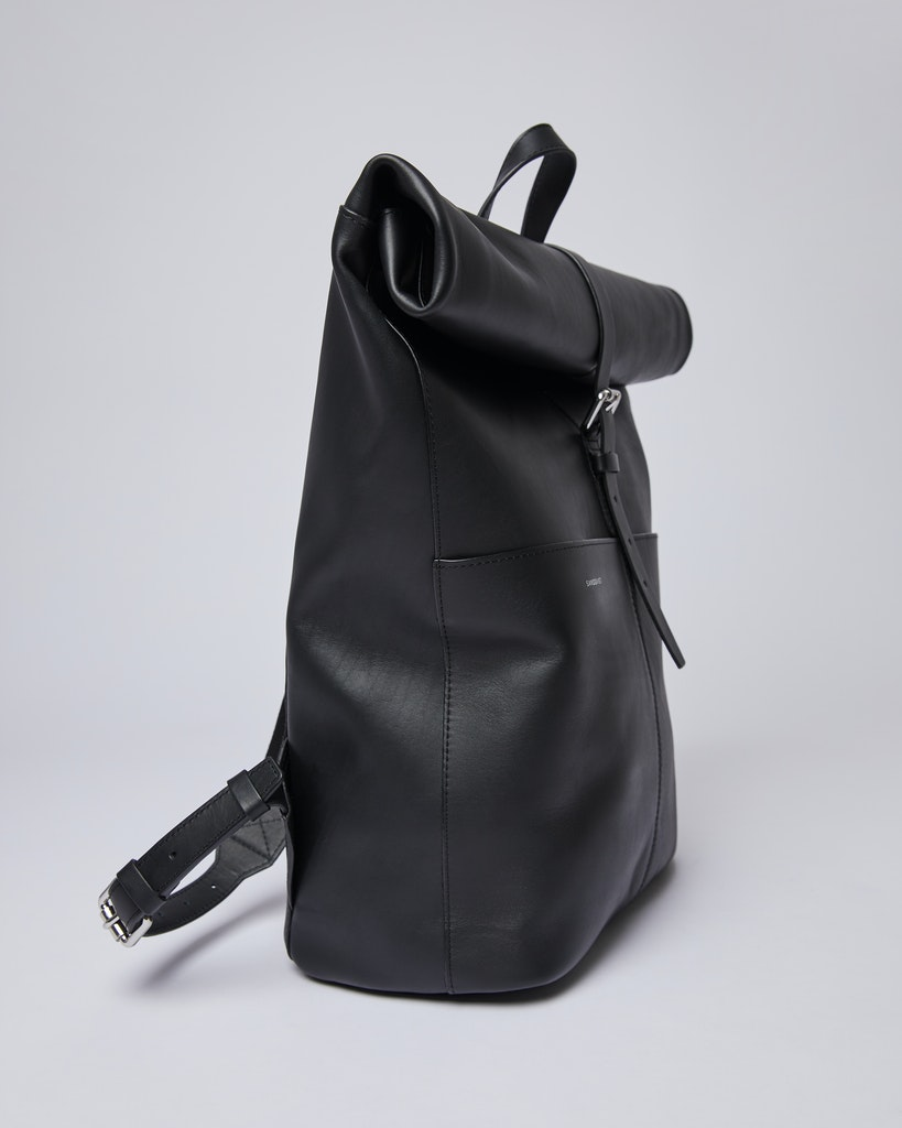 Sandqvist - Backpack - Black - ANTONIA 5