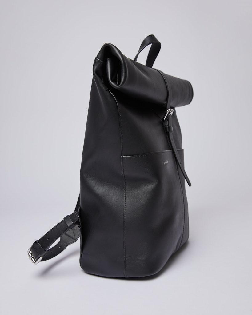 Sandqvist - Backpack - Black - ANTONIA 4