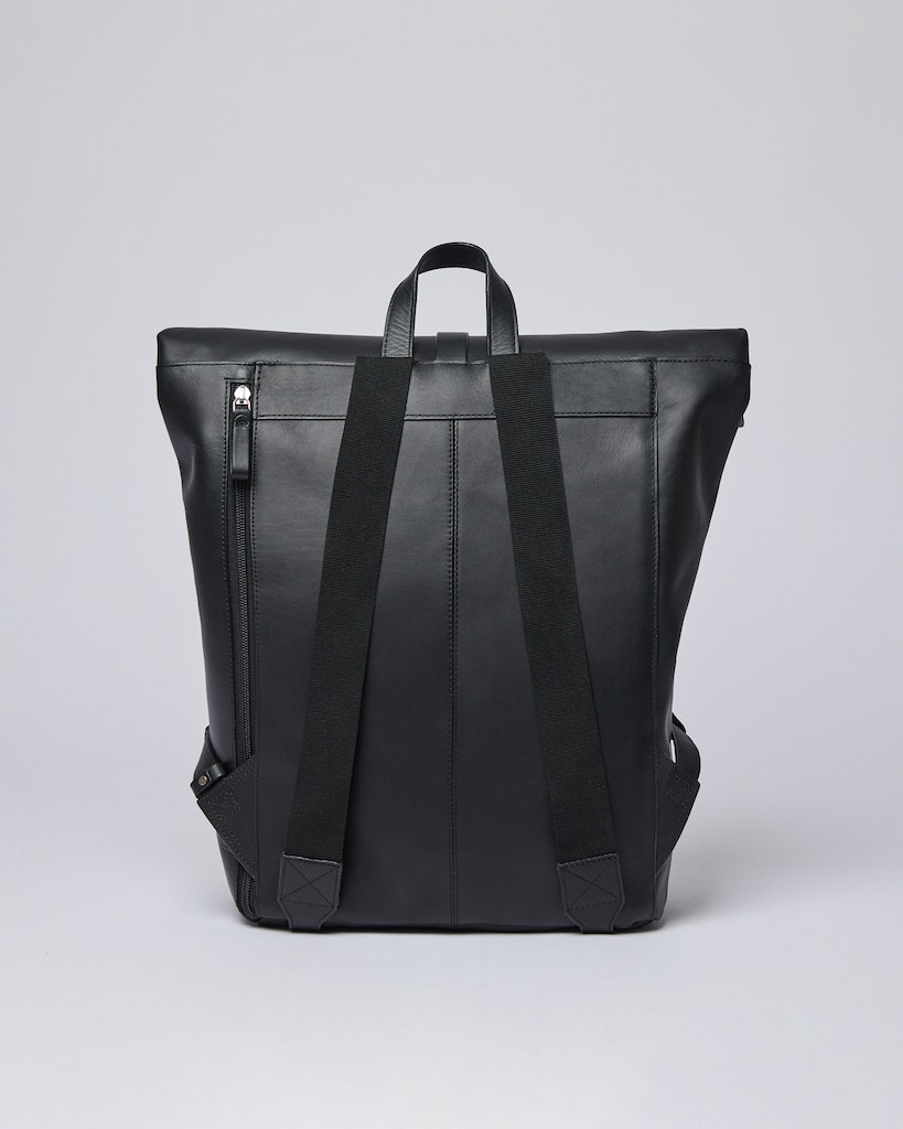 Sandqvist - Backpack - Black - ANTONIA 3