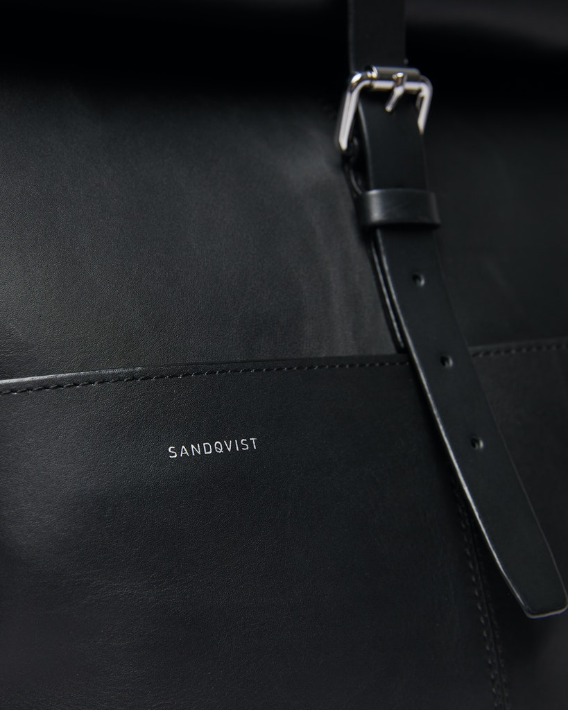 Sandqvist - Backpack - Black - ANTONIA 1