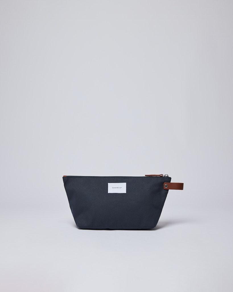 Sandqvist - Wash Bag - Navy - CLEO